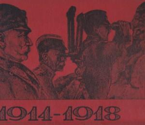 RATNI ALBUM 1914 - 1918 - potpukovnik ANDRA POPOVIĆ