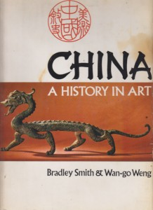 CHINA a history in art - KINA istorija umetnosti (na engleskom)