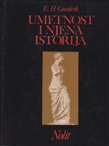 UMETNOST I NJENA ISTORIJA - E. H. GOMBRIH