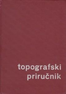 TOPOGRAFSKI PRIRUČNIK - TOMAŽ BANOVEC