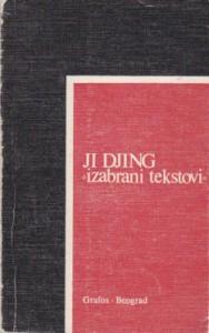 JI ĐING - izabrani tekstovi iz knjige promena