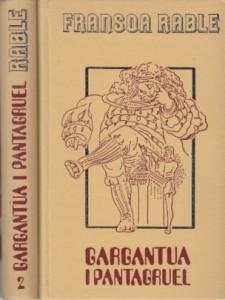 GARGANTUA I PANTAGRUEL - FRANSOA RABLE (u 2 knjige)
