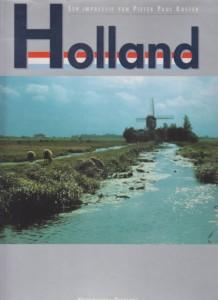 HOLLAND - HOLANDIJA (holandski-engleski-nemački-francuski)
