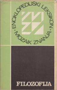 FILOZOFIJA enciklopedijski leksikon