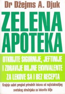 ZELENA APOTEKA - Dr DŽEJMS A. DJUK