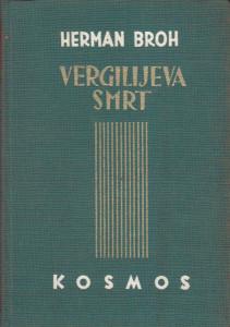 VERGILIJEVA SMRT roman - HERMAN BROH