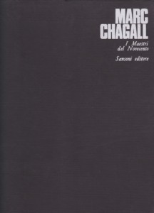 MARC CHAGALL - MARIO BUCCI na italijanskom