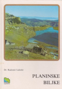PLANINSKE BILJKE - Dr. RADOMIR LAKUŠIĆ
