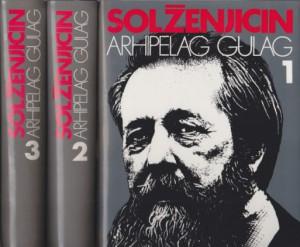 ARHIPELAG GULAG 1918-1956 pokušaj književnog istraživanja - ALEKSANDAR SOLŽENJICIN u tri knjige (u 3 knjige)