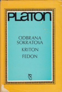 ODBRANA SOKRATOVA-KRITON-FEDON - PLATON