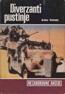 DIVERZANTI PUSTINJE - ARTHUR SWINSON