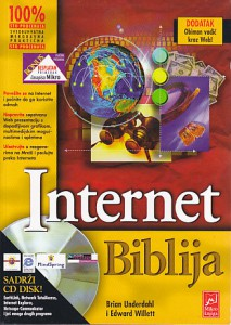 INTERNET BIBLIJA - BRIAN UNDERDAHL, EDWARD WILLETT