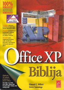 OFFICE XP BIBLIJA - EDWARD C. WILLETT, STEVE CUMMINGS