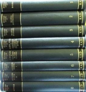 ŠTEFAN CVAJG izabrana dela u osam knjiga (u 8 knjiga)