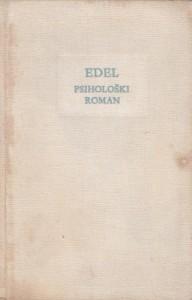 PSIHOLOŠKI ROMAN - LEON EDEL