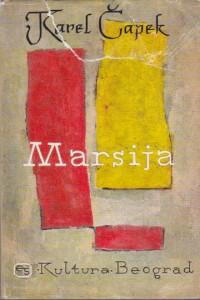 MARSIJA ili na marginama literature - KAREL ČAPEK