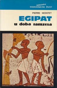 EGIPAT U DOBA RAMZESA - PIERRE MONTET