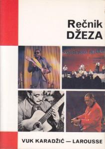 REČNIK DžEZA - FRANK TENO