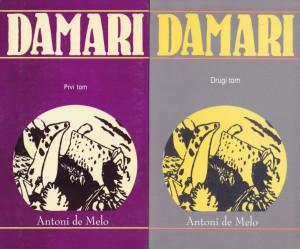 DAMARI - ANTONI de MELO u dve knjige (u 2 knjige)