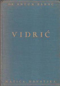 VIDRIĆ - ANTUN BARAC