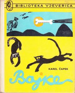 BAJKE - KAREL ČAPEK