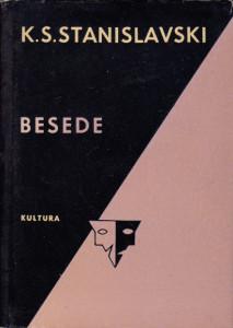 BESEDE - KONSTANTIN SERGEJEVIČ STANISLAVSKI