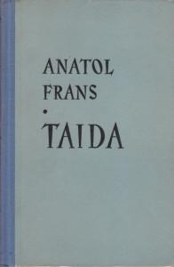 TAIDA roman - ANATOL FRANS