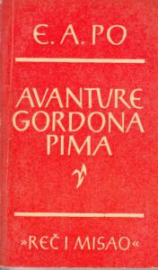 AVANTURE GORDONA PIMA - EDGAR ALAN PO
