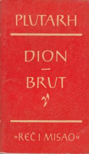DION, BRUT - PLUTARH