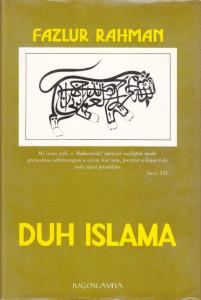 DUH ISLAMA - FAZLUR RAHMAN biblioteka Zenit
