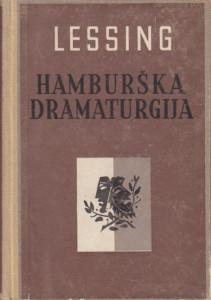 HAMBURŠKA DRAMATURGIJA - GOTTHOLD EPHRAIM LESSING