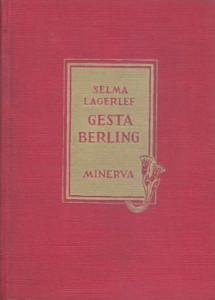 GESTA BERLING roman - SELMA LAGERLEF