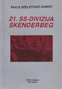 21. SS-DIVIZIJA SKENDERBEG - PAVLE DžELETOVIĆ IVANOV
