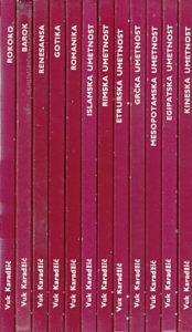 KAKO PREPOZNATI UMETNOST u dvanaest (12) knjiga