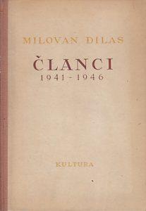 ČLANCI 1941-1946 - MILOVAN ĐILAS