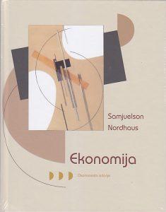 EKONOMIJA - SAMJUELSON NORDHAUS osamnaesto izdanje