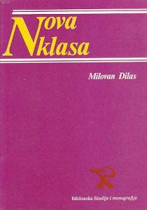 NOVA KLASA - MILOVAN ĐILAS