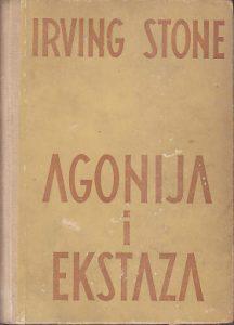 AGONIJA I EKSTAZA (Roman o Mikelanđelu) - IRVIN STOUN