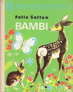 BAMBI (Jedan život u šumi) - FELIKS SALTEN