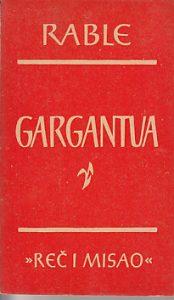 GARGANTUA - FRANSOA RABLE