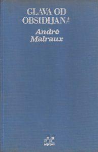 GLAVA OD OBSIDIJANA - ANDRE MARLO