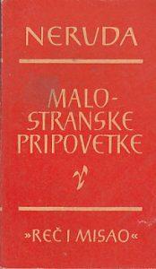 MALOSTRANSKE PRIPOVETKE - JAN NERUDA