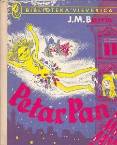 PETAR PAN - J. M. BARRIE