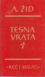 TESNA VRATA - ANDRE ŽID