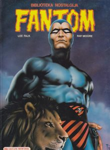FANTOM 12 (BIBLIOTEKA NOSTALGIJA) - LEE FALK i RAY MOORE