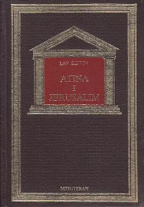 ATINA I JERUSALIM - LAV ŠESTOV