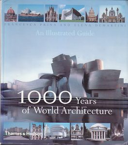 1000 YEARS OF WORLD ARCHITECTURE - 1000 GODINA SVETSKE ARHITEKTURE na engleskom jeziku