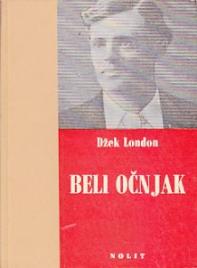 BELI OČNJAK - DŽEK LONDON