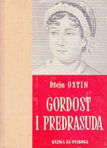 GORDOST I PREDRASUDA - DŽEJN OSTIN