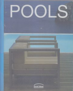 POOLS - BAZENI knjiga na engleskom jeziku